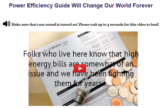 Power Efficiency Guide Review