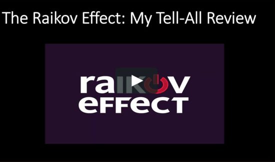 Raikov Effect video